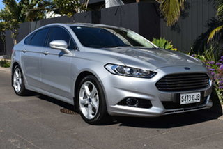 2017 Ford Mondeo MD 2017.00MY Trend Silver 6 Speed Sports Automatic Hatchback