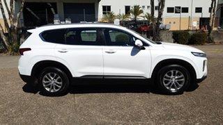 2019 Hyundai Santa Fe TM.2 MY20 Active MPI (2WD) White 8 Speed Automatic Wagon.