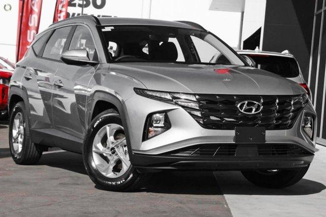 New Hyundai Tucson NX4.V1 MY22 2WD Nunawading, 2021 Hyundai Tucson NX4.V1 MY22 2WD Silver 6 Speed Automatic Wagon