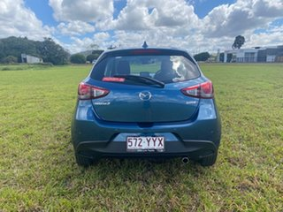 2019 Mazda 2 DJ Genki (5Yr) Blue 6 Speed Manual Hatchback