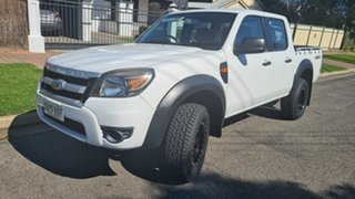 2009 Ford Ranger PK XL (4x4) 5 Speed Automatic Dual Cab Pick-up