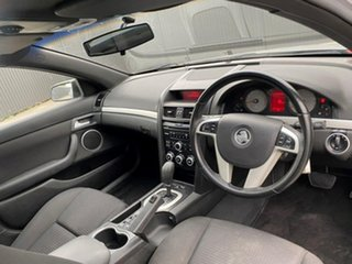 2010 Holden Commodore VE MY10 SV6 Silver 6 Speed Sports Automatic Sedan