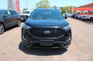 2019 Ford Endura CA 2019MY ST-Line Black 8 Speed Automatic Wagon.