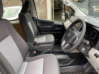 2021 Toyota HiAce French Vanilla Automatic Van
