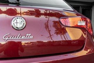 2014 Alfa Romeo Giulietta Series 0 MY13 Progression Red 6 Speed Manual Hatchback