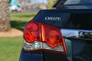 2014 Holden Cruze JH Series II MY14 Equipe Green 6 Speed Sports Automatic Sedan