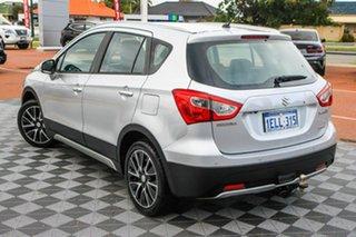 2014 Suzuki S-Cross JY GLX 4WD Prestige Silver 7 Speed Constant Variable Hatchback.