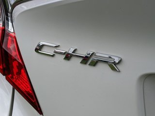 2019 Toyota C-HR NGX10R S-CVT 2WD White 7 Speed Constant Variable Wagon.