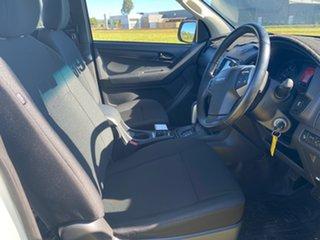 2018 Isuzu D-MAX TF MY18 SX HI-Ride (4x2) White 6 Speed Automatic Cab Chassis