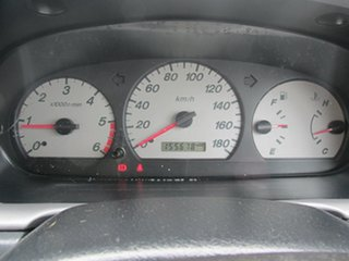 2004 Ford Courier PH GL Crew Cab White 5 Speed Manual Utility