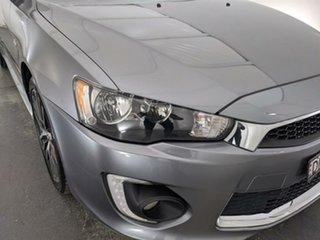 2016 Mitsubishi Lancer CF MY16 GSR Sportback Grey 6 Speed Constant Variable Hatchback.