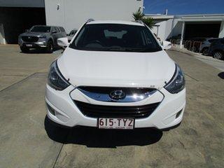 2014 Hyundai ix35 LM3 MY14 Elite White 6 Speed Sports Automatic Wagon.