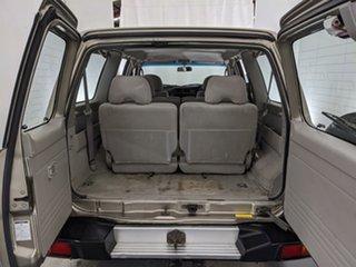 2004 Nissan Patrol GU IV MY05 ST Gold 4 Speed Automatic Wagon