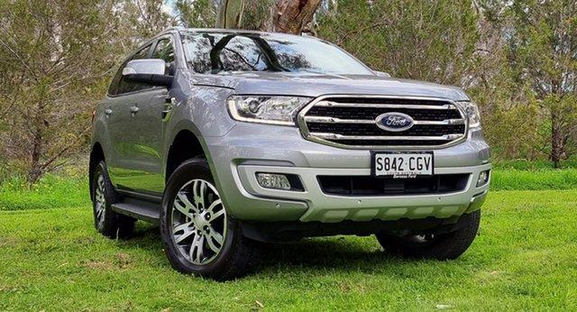 Used Ford Everest UA II 2019.75MY Trend Nuriootpa, 2019 Ford Everest UA II 2019.75MY Trend Aluminium 6 Speed Sports Automatic SUV