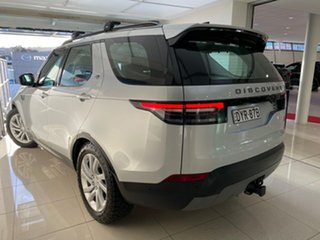 2018 Land Rover Discovery Series 5 L462 MY19 SE Silver 8 Speed Sports Automatic Wagon