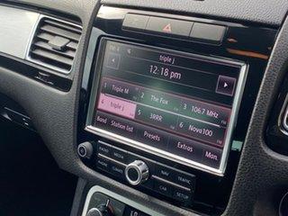 2012 Volkswagen Touareg 7P MY13 V6 TDI Tiptronic 4MOTION Black 8 Speed Sports Automatic Wagon.