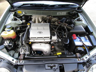 2004 Toyota Avalon MCX10R Mark III GXi Aintree Green 4 Speed Automatic Sedan