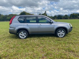 2011 Nissan X-Trail T31 MY11 ST (4x4) Silver 6 Speed CVT Auto Sequential Wagon.