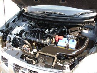 2010 Nissan X-Trail ST Grey 4 Speed Automatic Wagon