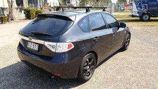 2009 Subaru Impreza MY09 RX (AWD) Grey 4 Speed Automatic Hatchback.