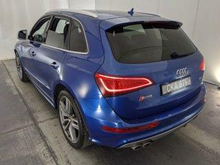 2015 Audi Q5 8R MY15 TDI S Tronic Quattro Blue 7 Speed Sports Automatic Dual Clutch Wagon