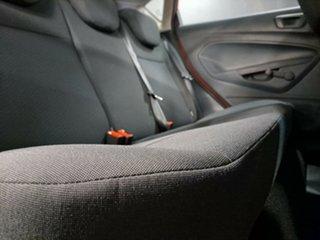 2011 Ford Fiesta WT CL PwrShift Metallic Orange 6 Speed Sports Automatic Dual Clutch Hatchback
