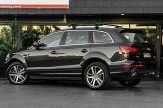 2011 Audi Q7 MY12 TDI Tiptronic Quattro Grey 8 Speed Sports Automatic Wagon.