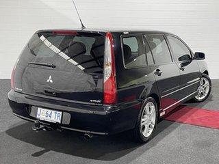 2005 Mitsubishi Lancer CH MY06 VR-X Black 5 Speed Manual Wagon
