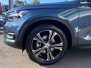2019 Volvo XC40 536 MY20 T4 Inscription (AWD) Denim Blue 8 Speed Automatic Wagon.