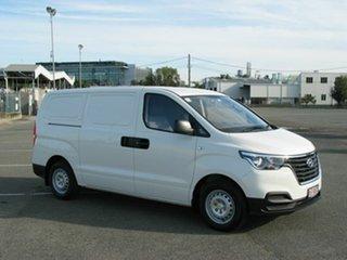 2020 Hyundai iLOAD TQ4 MY21 3S Liftback White 6 Speed Manual Van.