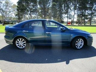2007 Mazda 6 GG 05 Upgrade Luxury Blue 5 Speed Auto Activematic Hatchback