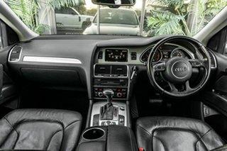 2011 Audi Q7 MY12 TDI Tiptronic Quattro Grey 8 Speed Sports Automatic Wagon