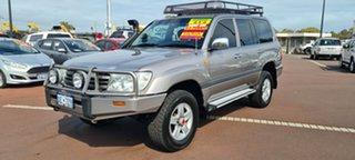 2005 Toyota Landcruiser UZJ100R GXL 5 Speed Automatic Wagon