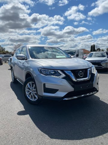 Used Nissan X-Trail T32 Series II ST X-tronic 2WD Hillcrest, 2019 Nissan X-Trail T32 Series II ST X-tronic 2WD Silver 7 Speed Constant Variable Wagon