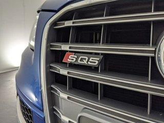 2015 Audi Q5 8R MY15 TDI S Tronic Quattro Blue 7 Speed Sports Automatic Dual Clutch Wagon.