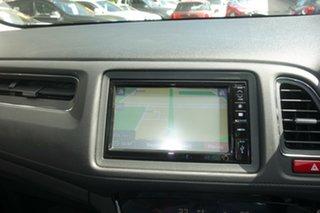 2017 Honda HR-V MY17 VTi-L Red 1 Speed Constant Variable Hatchback