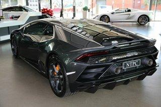 2021 Lamborghini Huracan 724 MY21 EVO D-CT RWD Grey 7 Speed Sports Automatic Dual Clutch Coupe