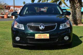 2014 Holden Cruze JH Series II MY14 Equipe Green 6 Speed Sports Automatic Sedan.