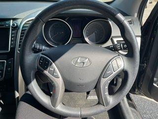 2013 Hyundai i30 GD Elite Black 6 Speed Sports Automatic Hatchback