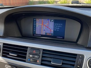 2009 BMW 3 Series E90 MY09 320i Steptronic Executive Black 6 Speed Sports Automatic Sedan