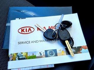 2009 Kia Rio JB MY09 LX Grey 5 Speed Manual Hatchback