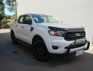 2021 Ford Ranger PX MkIII 2021.25MY XL White 6 Speed Sports Automatic Super Cab Chassis.