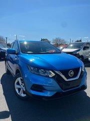 2019 Nissan Qashqai J11 Series 3 MY20 ST X-tronic Blue 1 Speed Constant Variable Wagon.