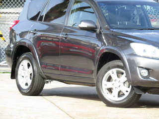 2010 Toyota RAV4 ACA33R MY09 Cruiser L Graphite 4 Speed Automatic Wagon.