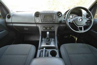 2016 Volkswagen Amarok 2H MY17 TDI420 4MOTION Perm Core White 8 Speed Automatic Utility