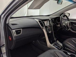 2015 Hyundai i30 GD3 Series II MY16 Active X Grey 6 Speed Sports Automatic Hatchback