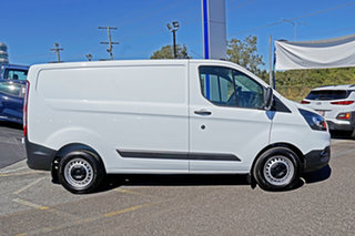 2021 Ford Transit Custom VN 2021.25MY 340S (Low Roof) White 6 Speed Automatic Van