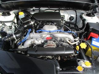 2009 Subaru Forester MY09 XS Pearl White 4 Speed Auto Elec Sportshift Wagon
