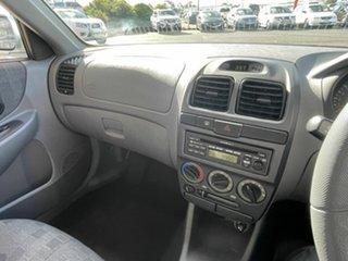 2005 Hyundai Accent LS 1.6 Blue 5 Speed Manual Hatchback