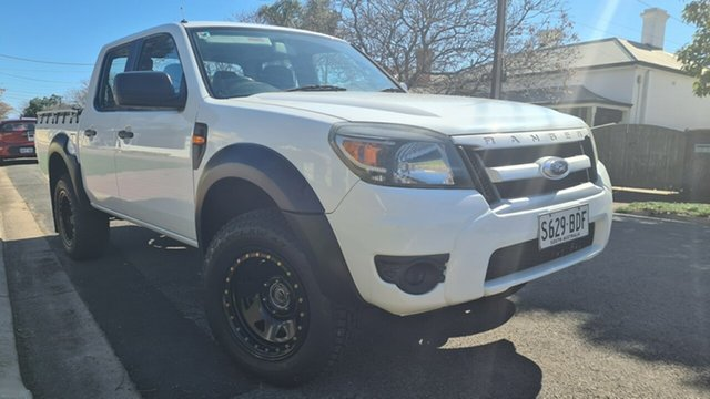 Used Ford Ranger PK XL (4x4) Prospect, 2009 Ford Ranger PK XL (4x4) 5 Speed Automatic Dual Cab Pick-up